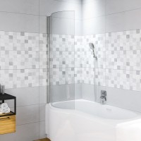 Шторка на ванну Riho Novik Z108 Dorado L