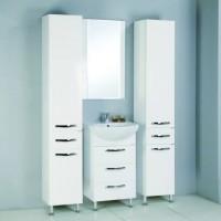 Комплект мебели Акватон Ария 50 Н белая