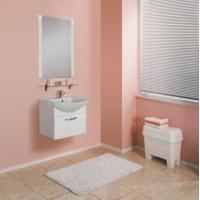 Комплект мебели Акватон Ария 65 белая