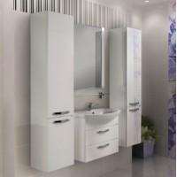 Комплект мебели Акватон Ария 65 М белая