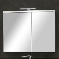 Зеркало-шкаф Акватон Брук 100 со светильником