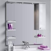 Зеркало-шкаф Aqwella Барселона 100