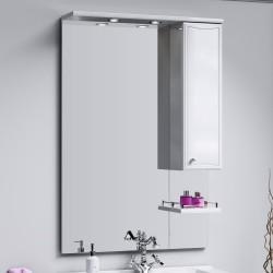 Зеркало-шкаф Aqwella Барселона 80