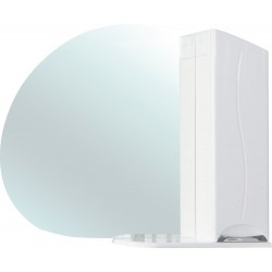Зеркало-шкаф Bellezza Глория 105 R