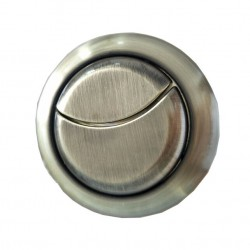 Кнопка смыва Caprigo Borgo TB-bronze