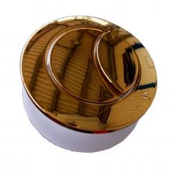 Кнопка смыва Caprigo TB-gold