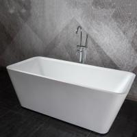 Отдельностоящая акриловая ванна Ceruttispa Albano 1700x800x600