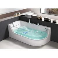 Акриловая гидромассажная ванна Ceruttispa C-403 L 1700x800x580