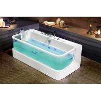 Акриловая гидромассажная ванна Ceruttispa C-451 1700x850x580