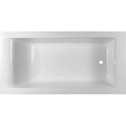 Ванна из искусственного камня Эстет Дельта 180x80