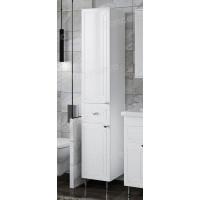 Шкаф-пенал Francesca Адажио 30 белый, L