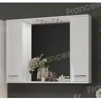Зеркало-шкаф Francesca Альта 100