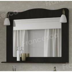 Зеркало Francesca Империя 90 венге полотно