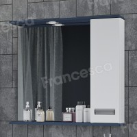 Зеркало-шкаф Francesca Notte 80