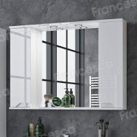 Зеркало-шкаф Francesca Примавера 100