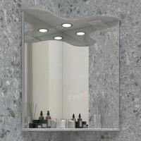 Зеркало Francesca Империя 65 угловое белое