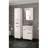 Комплект мебели Francesca Виктория 60 белый (1 ящик, 2 двери)