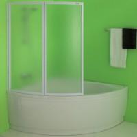 Шторка на ванну Kolpa San Quat TP 105