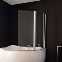 Шторка на ванну Kolpa San Sole TP 143 Loco R
