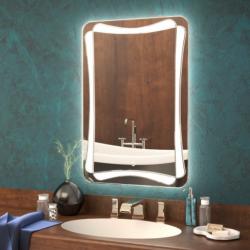 Зеркало с подсветкой Crystal Agat 1000х800