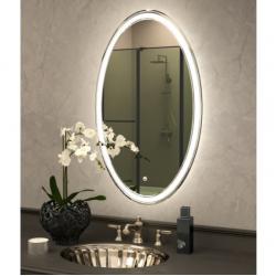 Зеркало с подсветкой Crystal Camillo 600х900