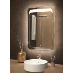 Зеркало с подсветкой Crystal Dino 1000х800