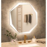 Зеркало с подсветкой Crystal Ottavia 700х700