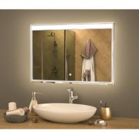 Зеркало с подсветкой Crystal Vincent 1000х800