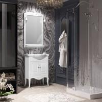 Комплект мебели Opadiris Брунелла 65 белый матовый