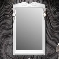Зеркало Opadiris Брунелла 65 белый матовый
