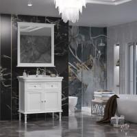 Комплект мебели Opadiris Кантара 85 белая