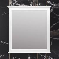 Зеркало Opadiris Кантара 85 белое
