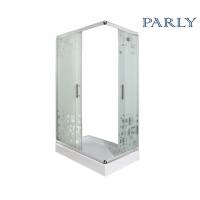 Душевой уголок Parly ZQ121 L с поддоном
