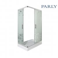Душевой уголок Parly ZQ121R с поддоном