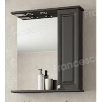 Шкаф-зеркало Francesca Империя 70 венге