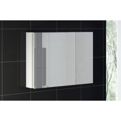 Зеркало-шкаф Ingenium Аксиома 80 белое