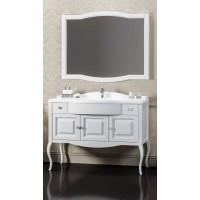 Комплект мебели Opadiris Лаура 120 белый матовый
