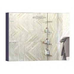 Зеркало-шкаф Ingenium Аккорд 90