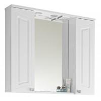 Зеркало-шкаф Vod-Ok Адам 90 белый