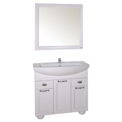 Комплект мебели ASB-Woodline Бергамо 85