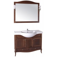 Комплект мебели ASB-Woodline Салерно 105