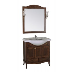 Комплект мебели ASB-Woodline Салерно 80