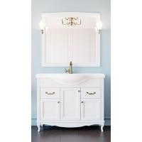 Комплект мебели ValenHouse Эллина 105 Белый