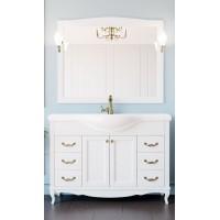 Комплект мебели ValenHouse Эллина 120 Белый