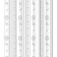 Штора для ванной комнаты LeMark Flower crystal C2018T038