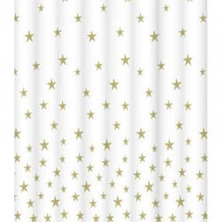 Штора для ванной комнаты LeMark Golden sparks C2018T015