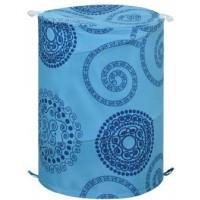 Корзина для ванной комнаты LeMark Infinite blue B4255T028