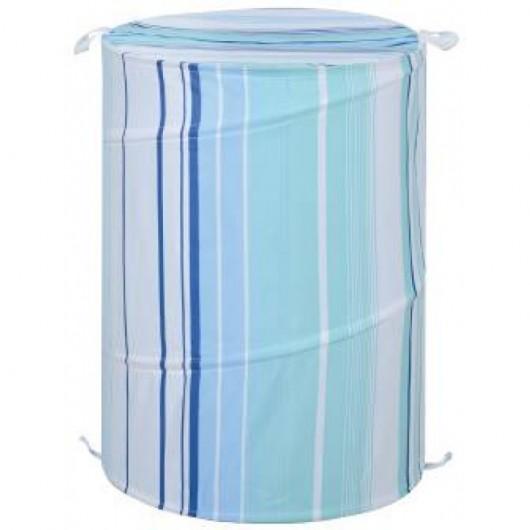 Корзина для ванной комнаты LeMark Blue lagoon B4255T037