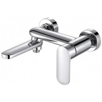 Смеситель Bravat Opal F6125183CP-01-RUS для ванны