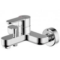 Смеситель Bravat Stream F63783C-01A для ванны без аксессуаров